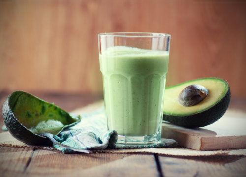 Avocado smoothie 1