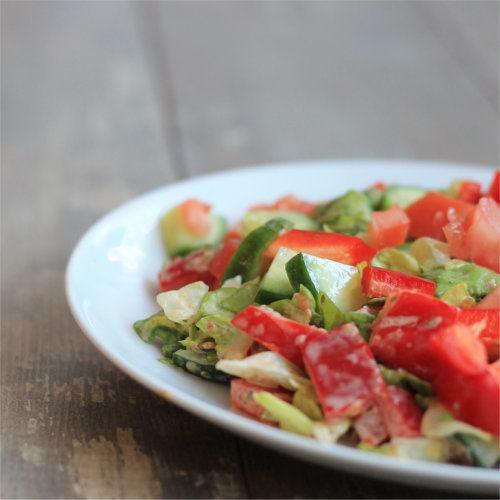 Kropsla salade