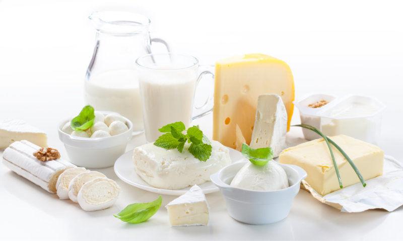 zuivelproducten gezond