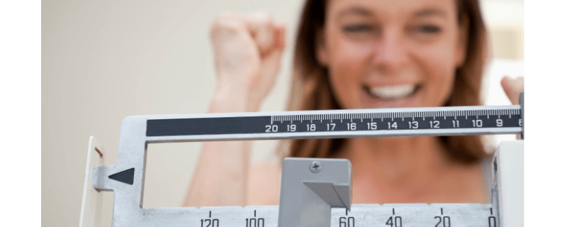 Op gewicht blijven na een crash dieet
